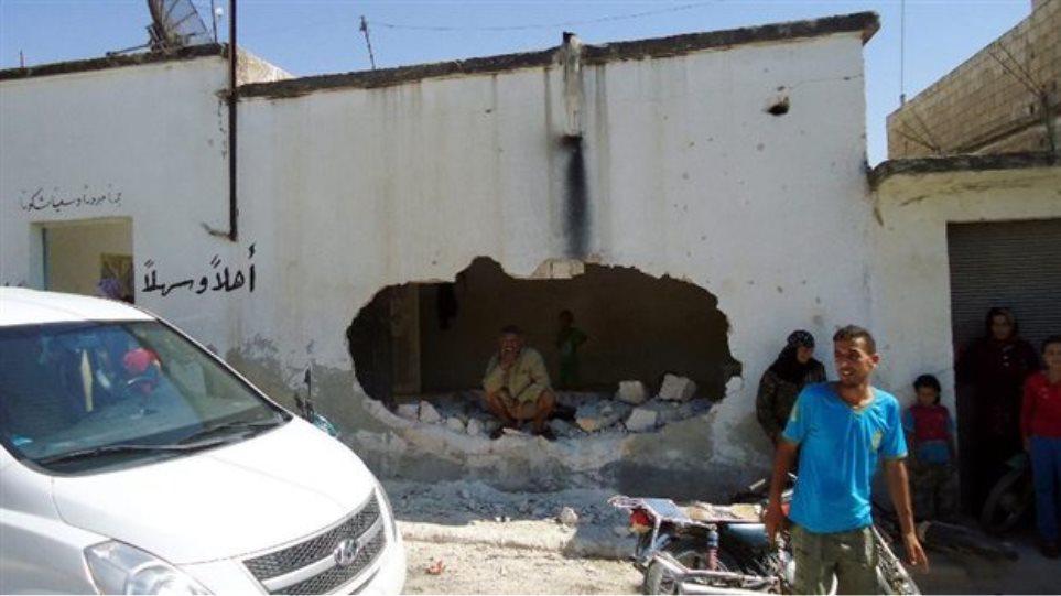 Σηκώνει τα χέρια ψηλά ο Ερ. Σταυρός για την κρίση στη Συρία