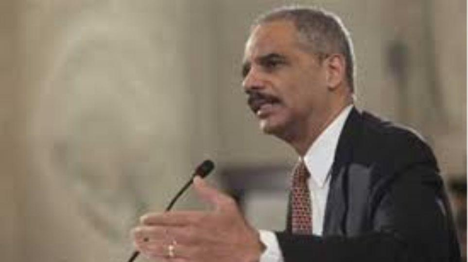 ΗΠΑ: Αναποφάσιστος ο υπ. Δικαιοσύνης για την παρομονή του στην κυβέρνηση