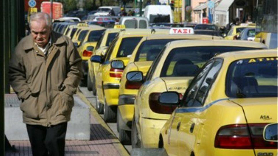 Κανονικά από τις 5 το πρωί στους δρόμους τα ταξί