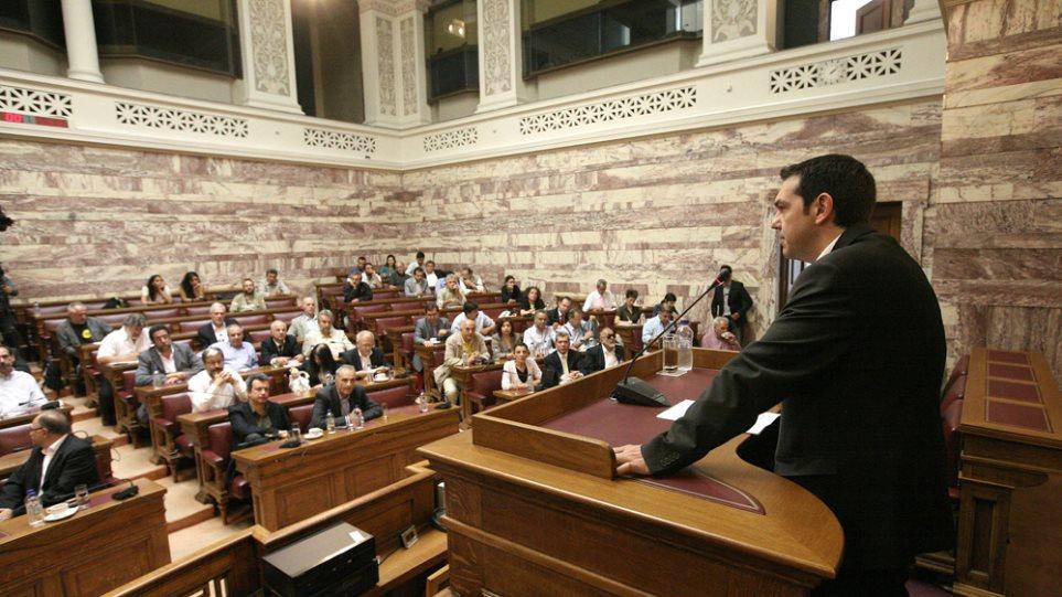 Πιο κοντά οι εκλογές εκτιμά ο ΣΥΡΙΖΑ