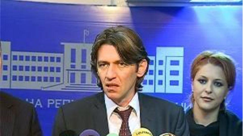 Αλβανός βουλευτής απείλησε ότι θα κάψει τη Βουλή των Σκοπίων!