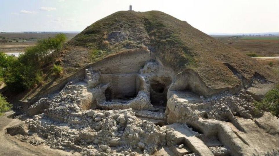 Ανακαλύφθηκε θησαυρός της θρακικής φυλής των Γετών στη Βουλγαρία