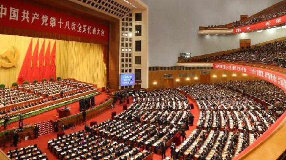 Ο Σι Ζινπίνγκ νέος ηγέτης της Κίνας