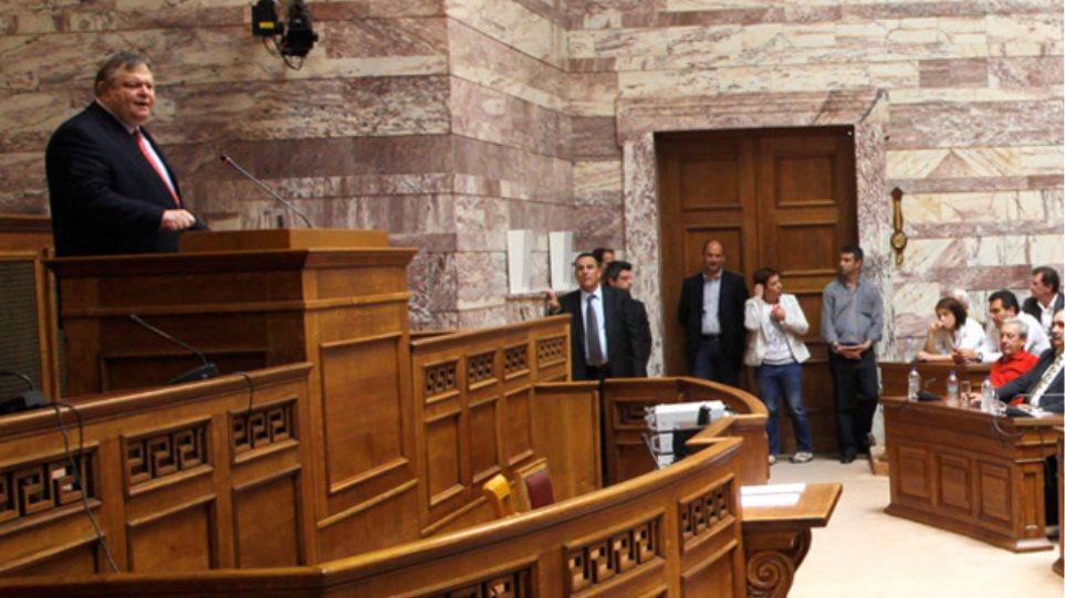 Το ΠΑΣΟΚ έμεινε στη Βουλή με... 27 βουλευτές