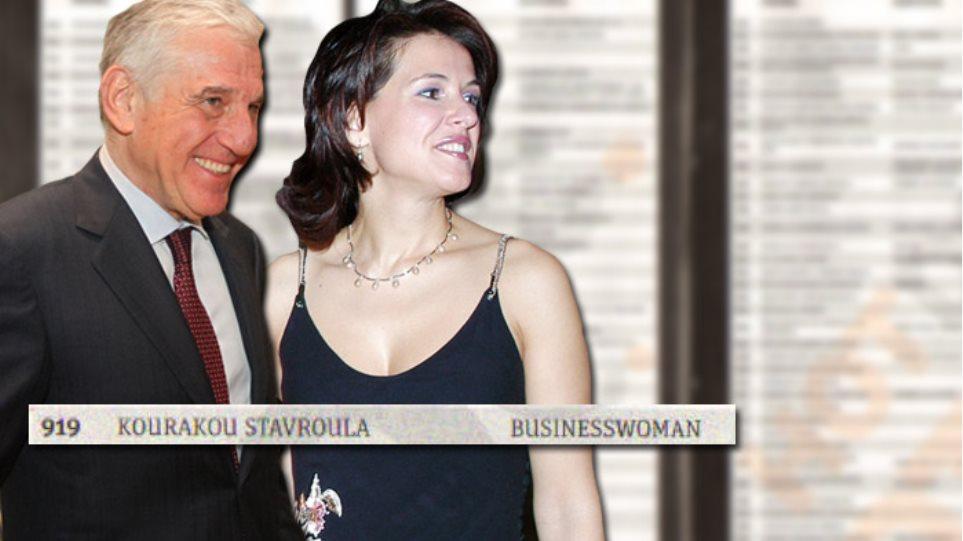 Η σύζυγος του Γ. Παπαντωνίου στη λίστα Λαγκάρντ