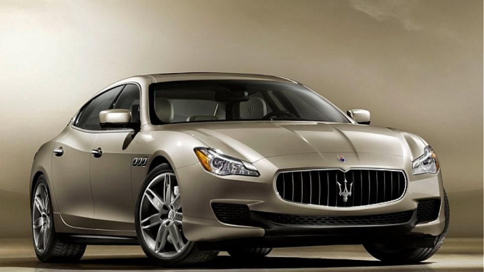 Video: Η νέα Maserati Quattroporte στο Μπαλόκο!