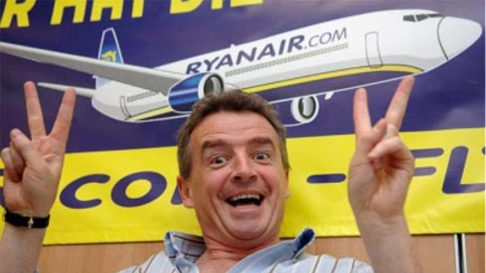 «Άχρηστες οι ζώνες στα αεροπλάνα» λέει ο διευθύνων σύμβουλος της Ryanair