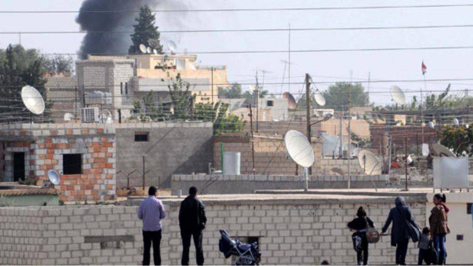 Δύο Τούρκοι τραυματίες από πυρά στα σύνορα με τη Συρία