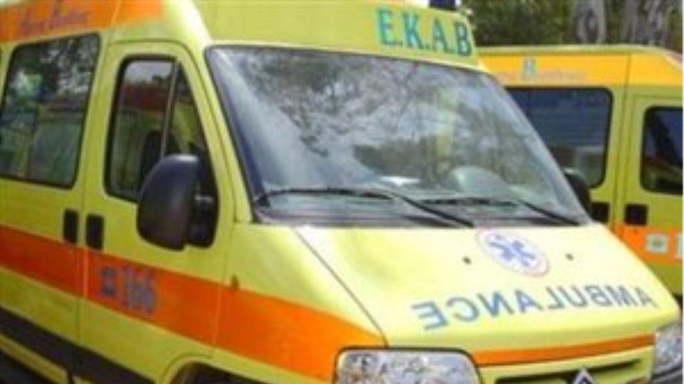 Σοβαρός τραυματισμός 19χρονου σε τροχαίο