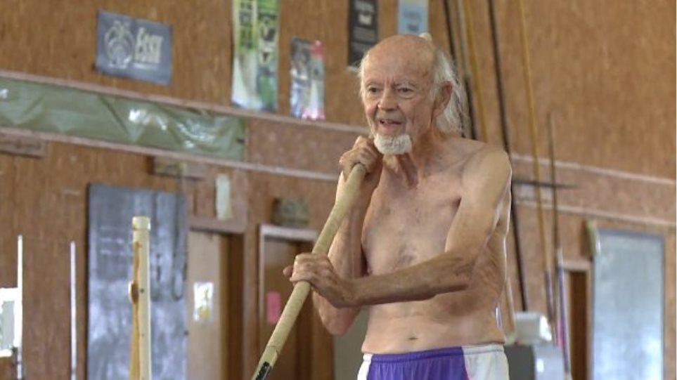 ΗΠΑ: 90χρονος παγκόσμιος πρωταθλητής