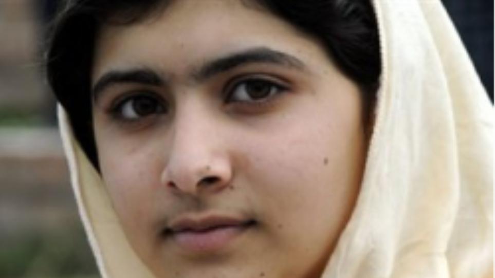 Την υποψηφιότητα της Γιουσουφζάι για Νομπέλ Ειρήνης ζητούν οι Βρετανοί