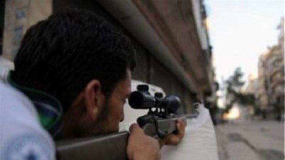 Συρία: Δέκα νεκροί σε συγκρούσεις στη μεθόριο με την Τουρκία