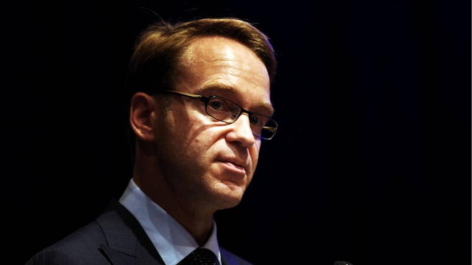 Κατά ενός νέου «κουρέματος» ο πρόεδρος της Bundesbank