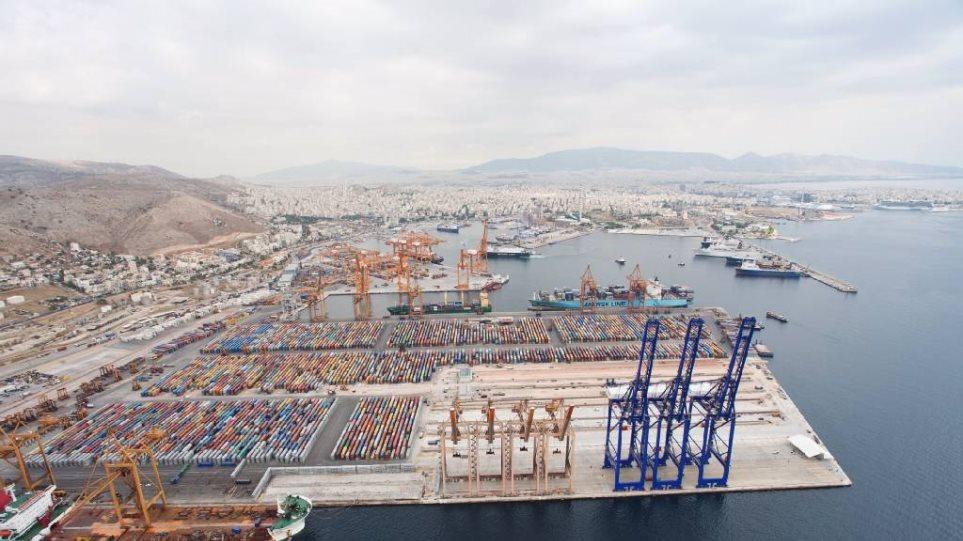 Eπωφελής η συμφωνία Cosco - Hewlett Packard και TΡΑΙΝΟΣΕ, λένε στον Πειραιά