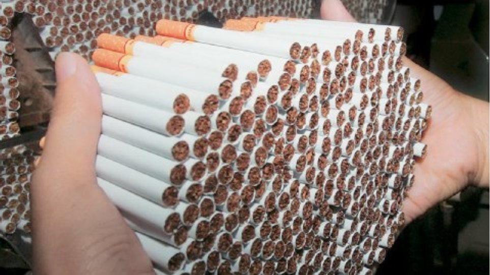 Συνελήφθησαν οχτώ άτομα για λαθρεμπόριο τσιγάρων  στη Βουλγαρία