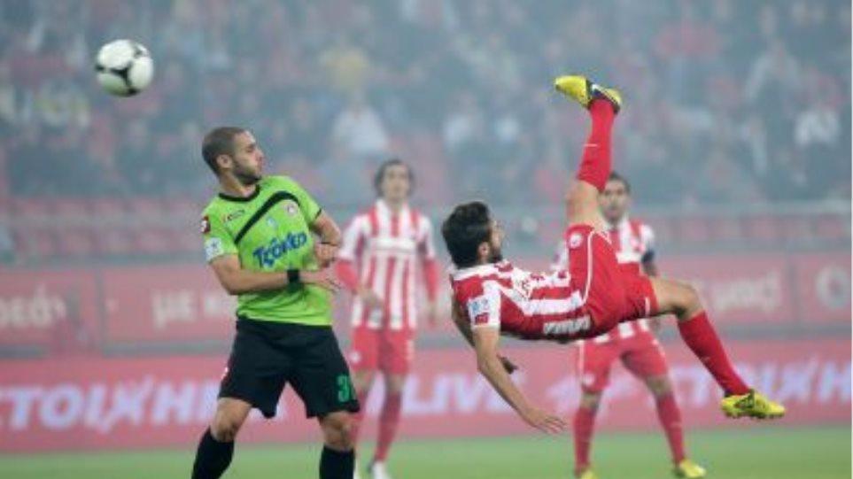 «Σβηστός» ο Ολυμπιακός 2-0 την Κέρκυρα, «φουλάρει» για Σάλκε
