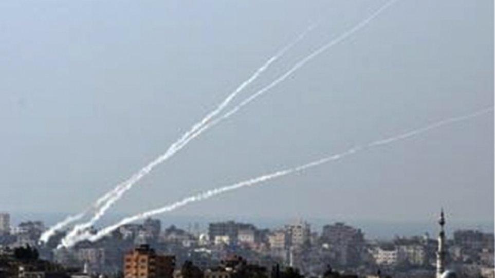 ΗΠΑ: Οι ρουκέτες από Γάζα πυροδότησαν τη σύγκρουση με Ισραήλ