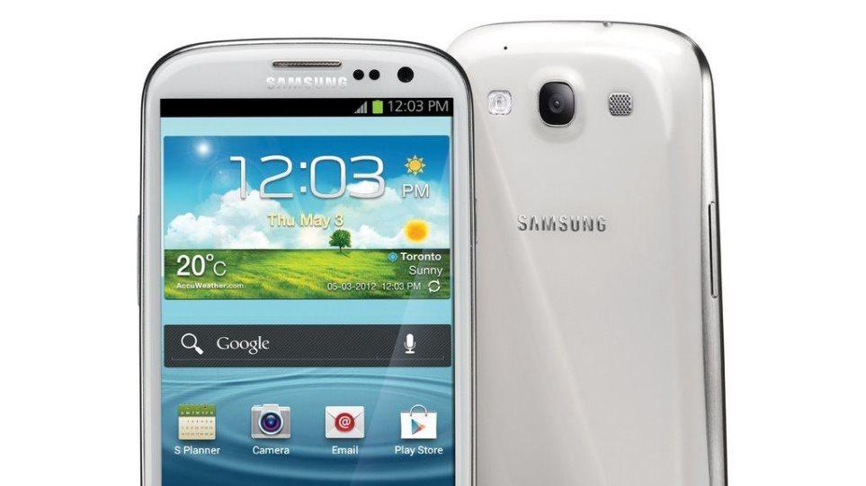 Πρώτη η Samsung και στα smartphones