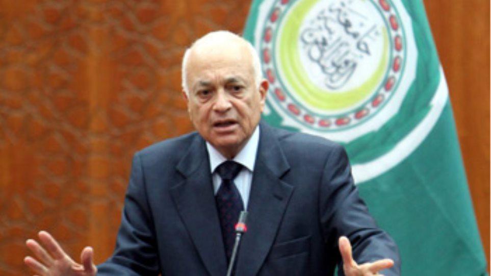 Στη Γάζα την Τρίτη ο επικεφαλής του Αραβικού Συνδέσμου