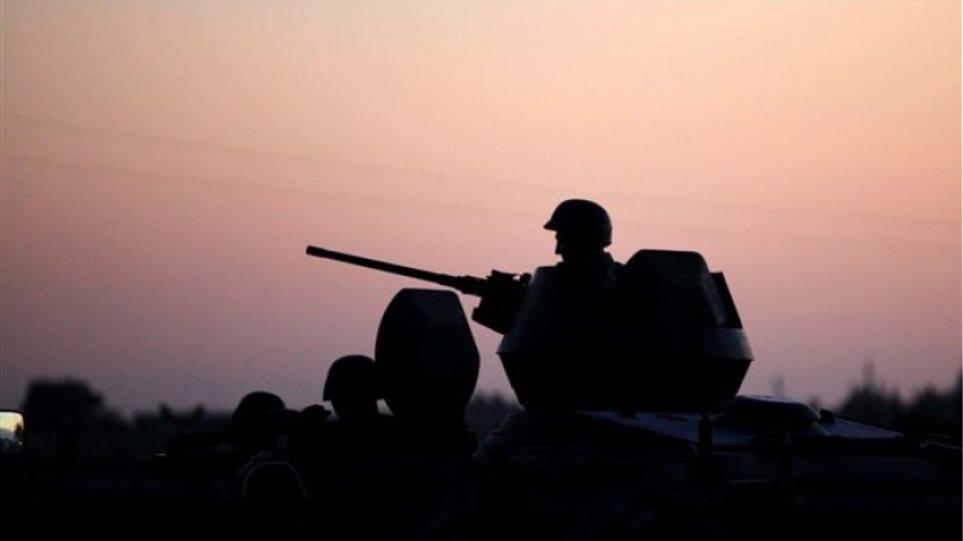 Ανταλλαγή πυρών μεταξύ Ισραήλ και Συρίας