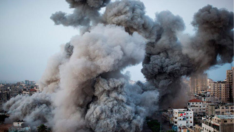 Μέχρις εσχάτων ο πόλεμος του Ισραήλ με τη Χαμάς