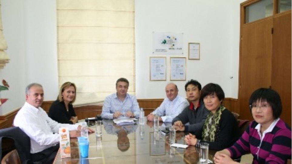 Κινεζικό ενδιαφέρον για επενδύσεις στην Κρήτη