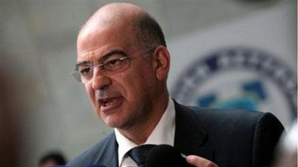 Νίκος Δένδιας: Ο νόμος για το πανεπιστημιακό άσυλο θα εφαρμοστεί