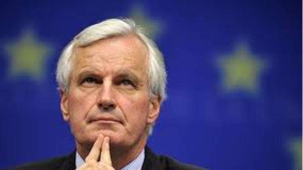 Μπαρνιέ: Η ΕΕ θα επιστρέψει στην ανάπτυξη το 2013