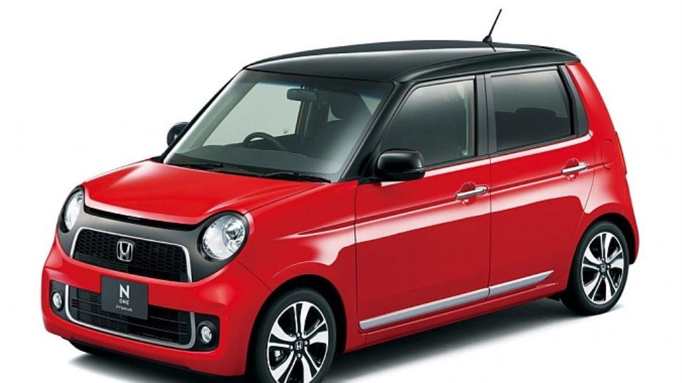 Ξεκινούν οι πωλήσεις του... Mini της Honda!