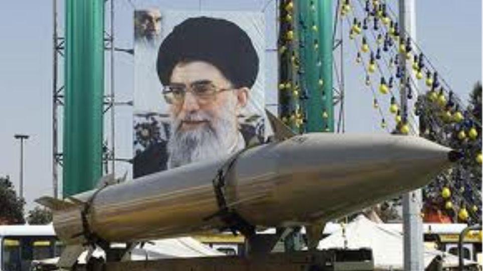 Το Ιράν στέλνει πυραύλους στη Γάζα
