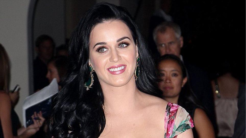 Λουλουδένια η Katy Perry