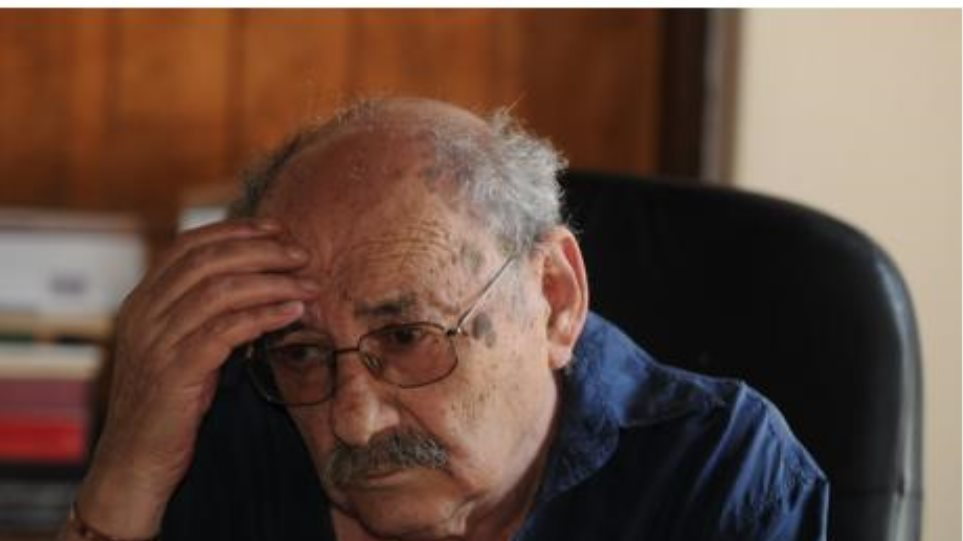 Εφυγε από τη ζωή ο συγγραφέας Χρόνης Μίσσιος