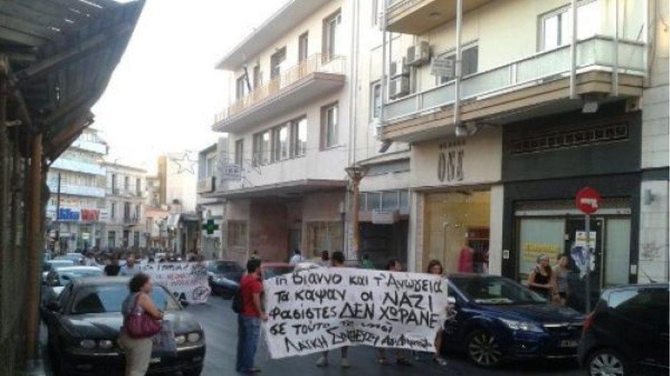 Ξεσηκωμός για την κάθοδο των βουλευτών της Χρυσής Αυγής στην Κρήτη