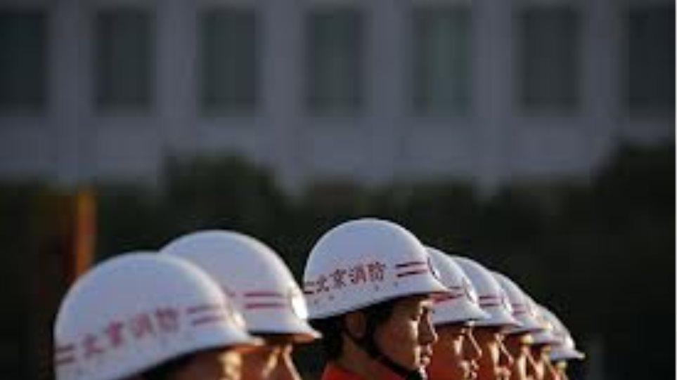 8ffdae84ddd Κίνα: Σε εμπρησμό οφείλεται η πυρκαγιά σε βιοτεχνία εσωρούχων