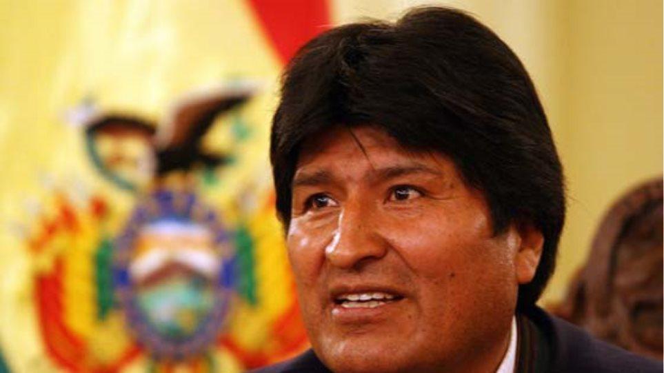 Βολιβία: Εθνικοποίηση δύο εταιρειών διανομής ηλεκτρισμού ανακοίνωσε ο Μοράλες
