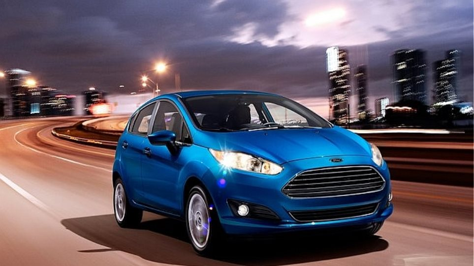 Δοκιμάζουμε το νέο Ford Fiesta 1.0lt Ecoboost