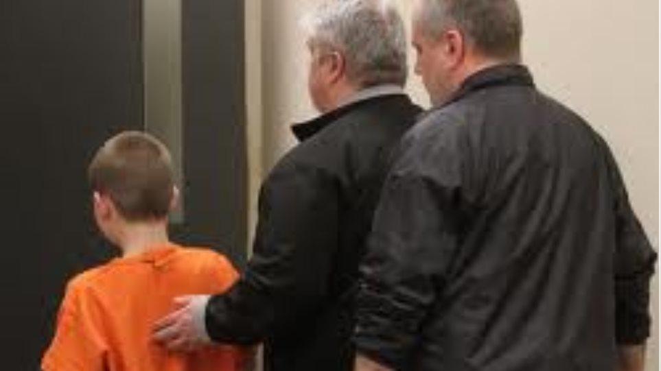 Επτάχρονος πήγε στο σχολείο με όπλο στη τσάντα στις ΗΠΑ! 5e761aa3470