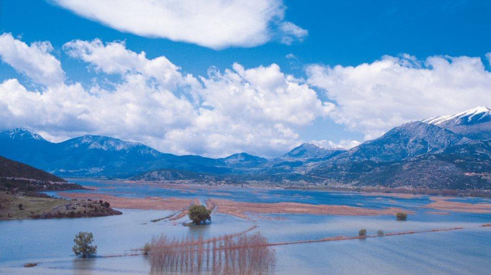 Φενεός - Στυμφαλία: Ο... Παράδεισος έχει όνομα