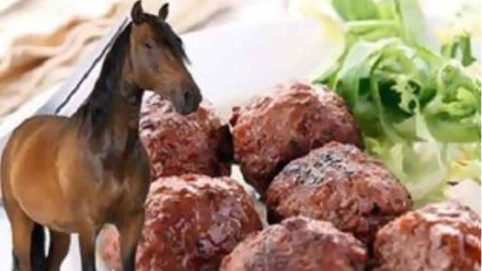 Πορτογαλία: Κατασχέθηκαν χιλιάδες μερίδες που περιείχαν κρέας αλόγου