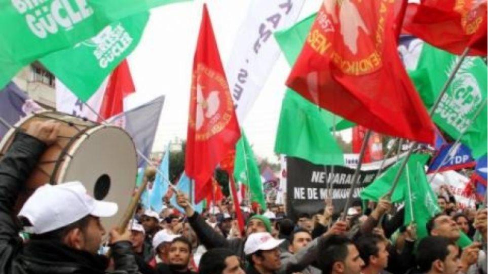 Τουρκοκύπριοι συνδικαλιστές καταγγέλλουν την Άγκυρα