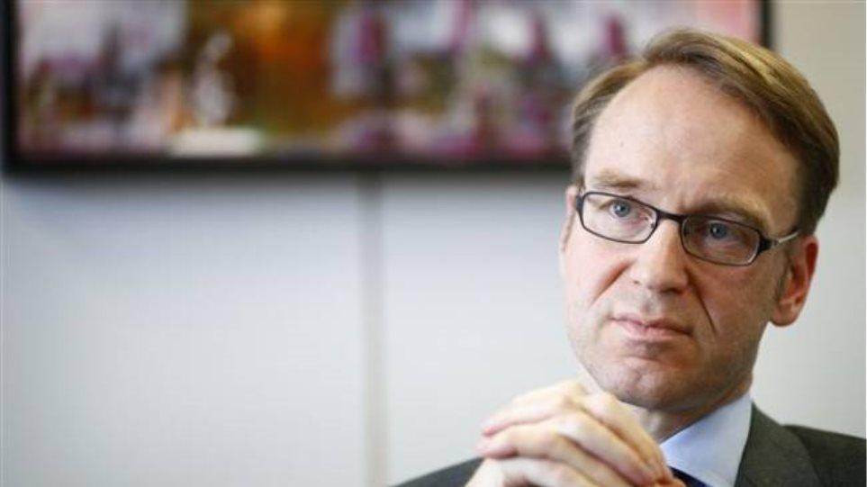 Προειδοποίηση Βάιντμαν για κίνδυνο αύξησης του πληθωρισμού