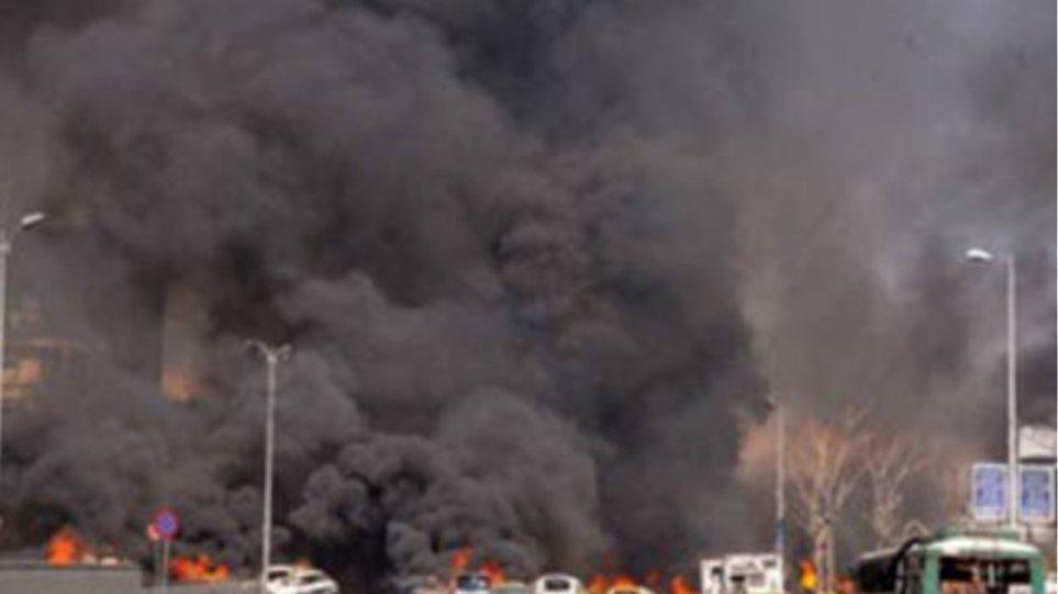 Πέντε νεκροί από την έκρηξη στη Δαμασκό