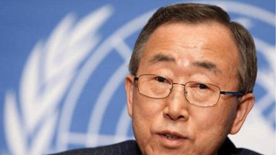 Τη συνέχιση των συνομιλιών για το Κυπριακό ζητεί ο ΓΓ του ΟΗΕ