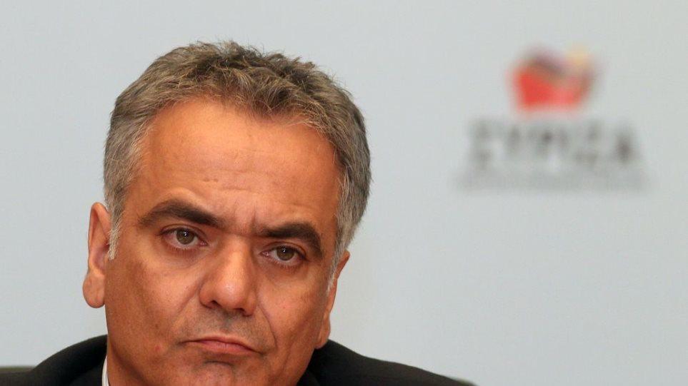 Ο ΣΥΡΙΖΑ προσέφυγε στο ΕΣΡ «για παραποίηση των δηλώσεων Δραγασάκη»