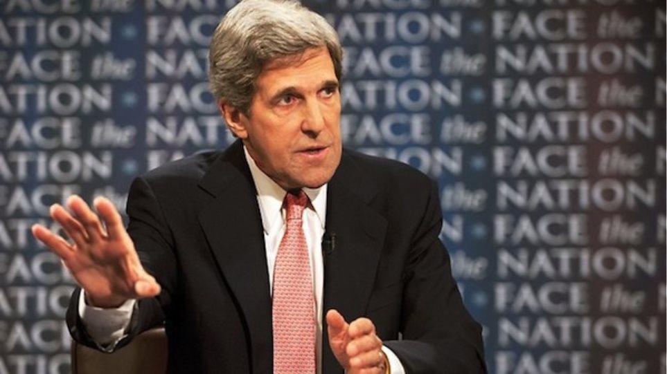 Τζον Κέρι: Το Ιράν θα επιλέξει το «διάλογο» στις προσεχείς συνομιλίες
