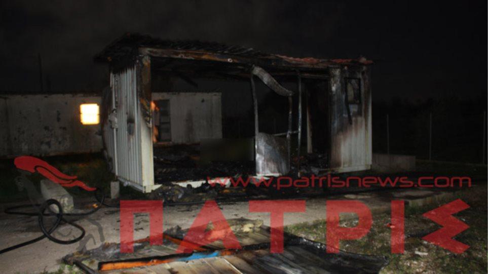 Πύργος: 51χρονος κάηκε ζωντανός