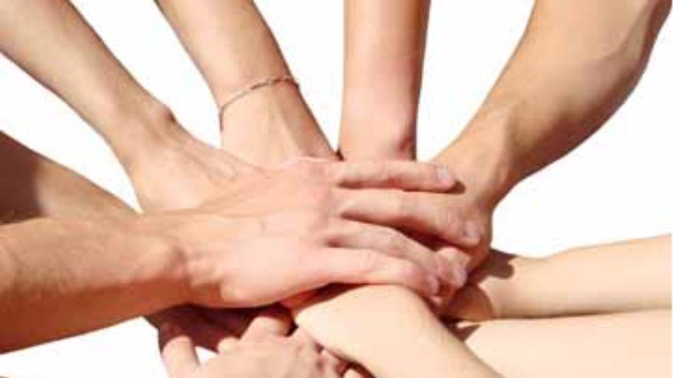 Ο εθελοντισμός κάνει καλό στην καρδιά