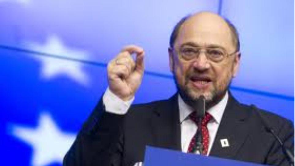 Τώρα κατάλαβε ο Σουλτς ότι οι Ιταλοί δεν είναι ικανοποιημένοι με τη λιτότητα...