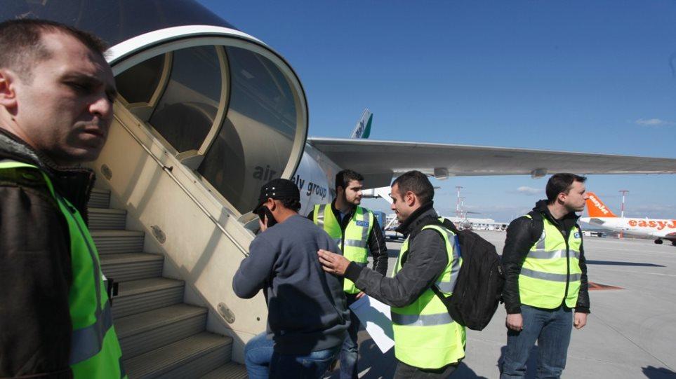 Κοινή Ευρωπαϊκή Επιχείρηση επαναπατρισμού παράνομων μεταναστών