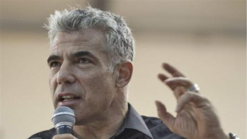 Υπέρ της μετακίνησης εποίκων από τη Δυτική Όχθη ο ΥΠΟΙΚ του Ισραήλ